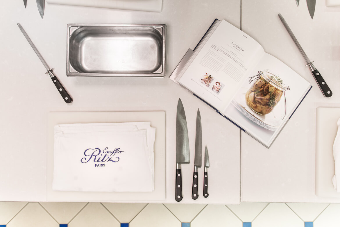 Private Cooking Class Ecole Ritz Escoffier Wota Lifestyle
